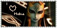 i heart midna stamp by Lordx0xChocolate