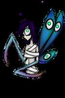 experimental doodle by Demon-Seahorse