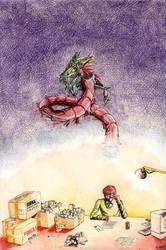 Dragon Mail by saimon69