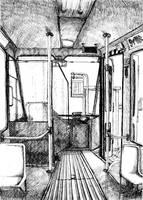 Asfalto II - the bus by saimon69