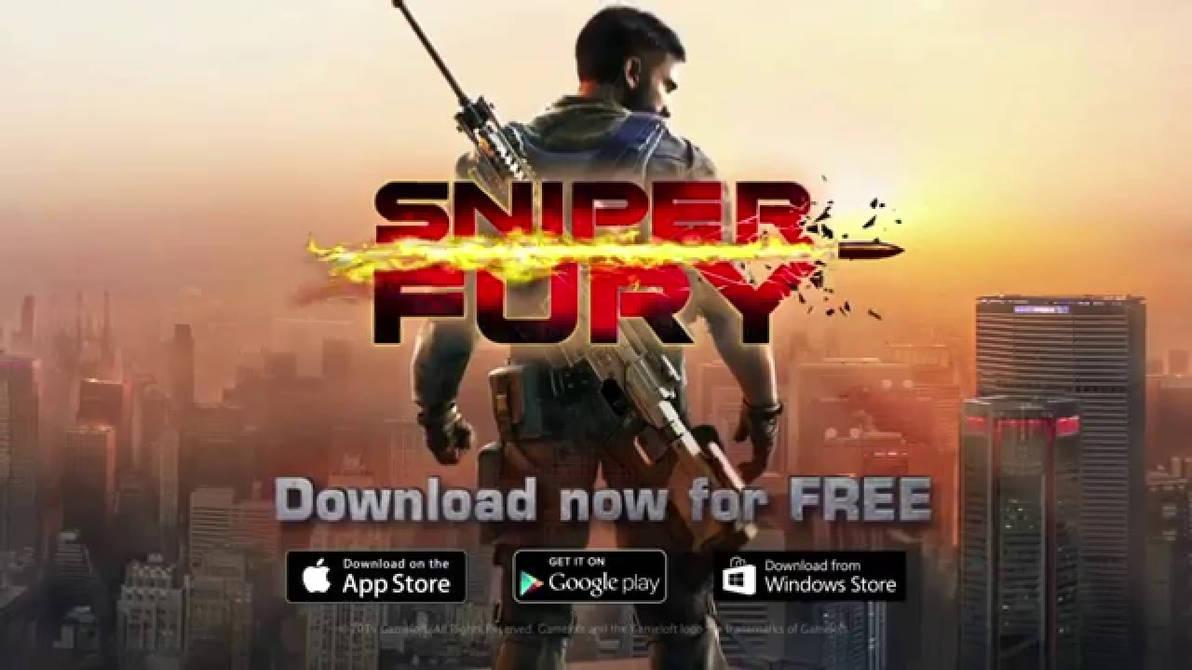 Sniper Fury Jason Baca by jasonaaronbaca