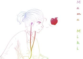 Rainbow ID + Speedpaint! by Mama--Miki