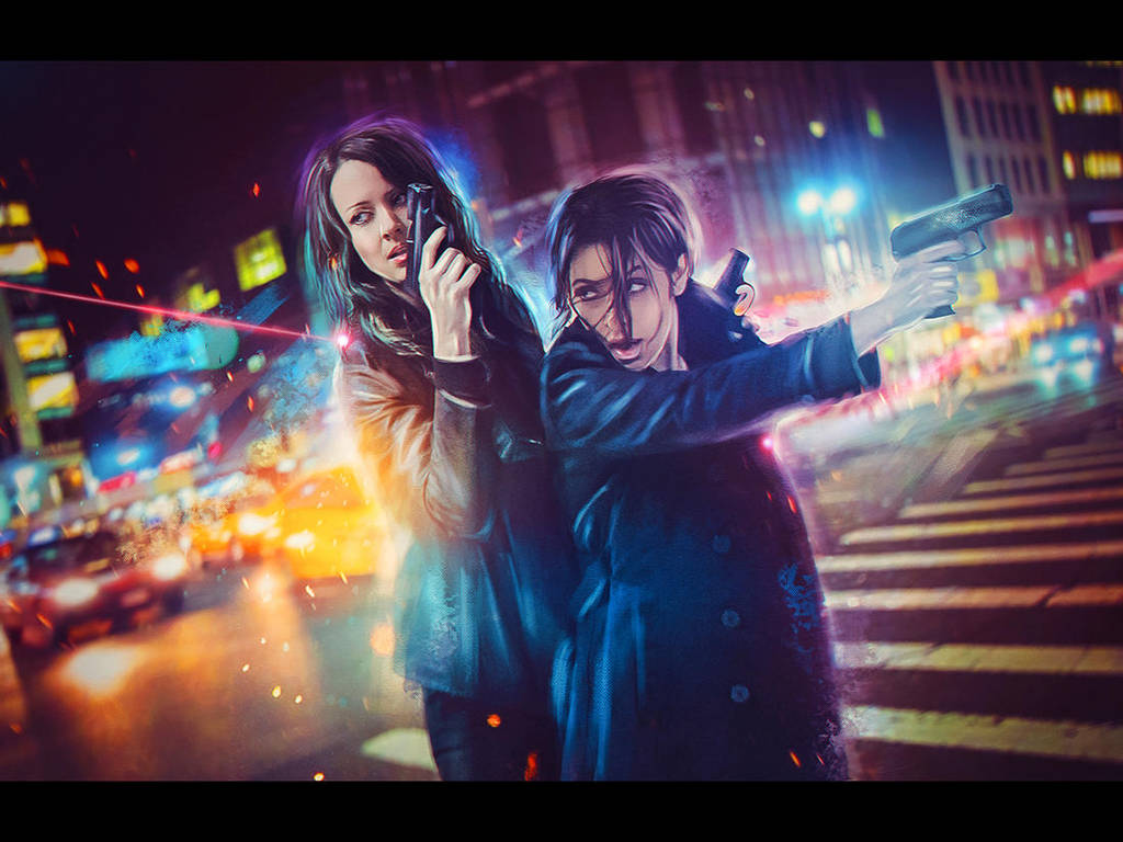 Root and Shaw by AriellaColdheart