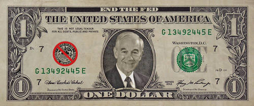 END THE FED Bill - Front by Jan3090