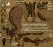 Teggys Dragon Tureck by Teggy