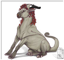 Charlotte the Taschevah by Teggy