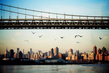 Good Morning New York. by x-princess-n0-mad-x