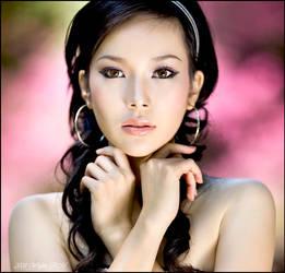 Asian Beauty by widjita