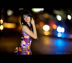 Colorful Street by widjita