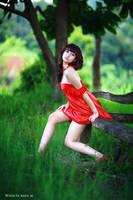 red on green by widjita