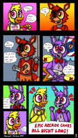 Out Of Order - A FNaF Comic - Ch. 1 p. 3 by Spacecat-Studios