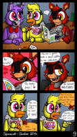 Out Of Order - A FNaF Comic - Ch. 1 P. 9 by Spacecat-Studios