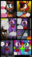 Out Of Order - A FNaF Comic - Ch.2 P.19 by Spacecat-Studios