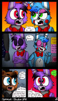 Out Of Order - A FNaF Comic - Ch. 2 P. 20 by Spacecat-Studios