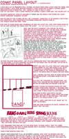 comic panel layout by gurukitty