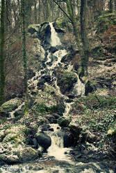 Cascade by ColibriGirl