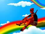 Deadpool by ChikKV