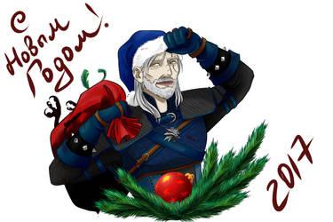 happy new year! by ChikKV