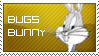 Bugs Bunny Stamp by pEnELoPe3six