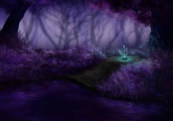 Mystical Forest by PytonPyton