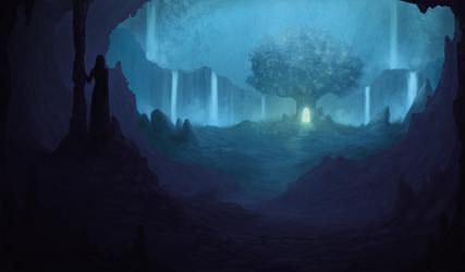 Sacred Tree by PytonPyton