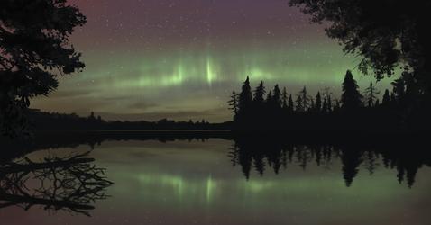 Northern lights by PytonPyton