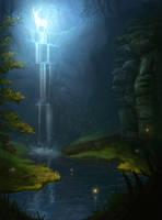 Waterfall by PytonPyton