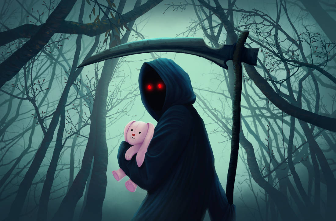 Tender Reaper by PytonPyton