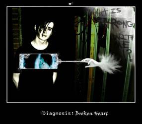 Diagnosis: Broken Heart by absense