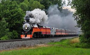 The Train by millerjoew2008