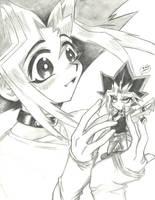 Yugi by maboku