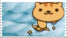 Neko Atsume Stamp [#3] by I-Stamps