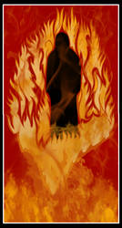 In Flames by NargandIren