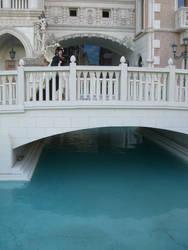 The Strolling Bridge by Elrowiel