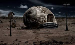 Snail House by denzleah