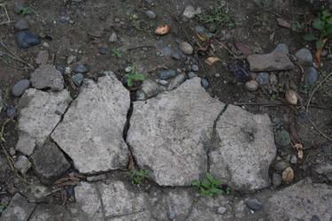 Rocks Stock by denzleah