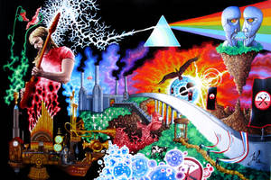 The Pink Floyd Experience by johnlanthier
