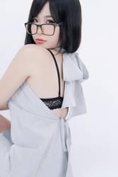 Look from Behind by sayouphongdu
