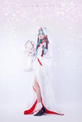 Snow Miku 2013 by sayouphongdu