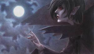 I'm a creature of night by PirateRu-Ru