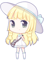 Lillie by Flarboo
