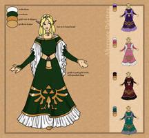 Zeldanime Design Contest - Casual by Tomecko