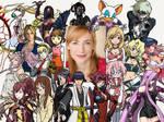Character Compilation: Karen Strassman by Melodiousnocturne24