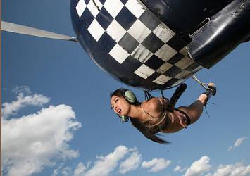 Aerial Suspension Series IV by GoddessNarcissa