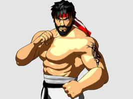 Ryu Man by DarkKso