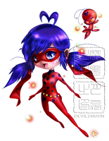 Miraculous Ladybug by DevilzMoon