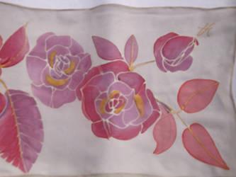Silk Fragment by LenaAkhumova
