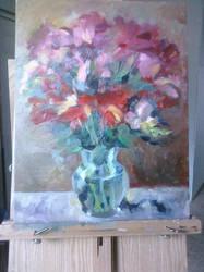 FLOWERS by LenaAkhumova