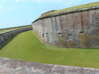 fort-macon by VtMBDamselofDistress