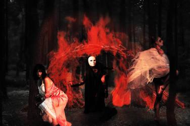 the firesky by VtMBDamselofDistress